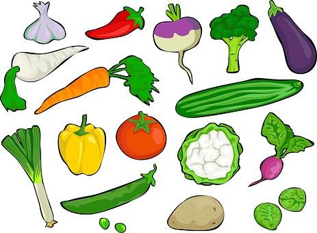 Vegetables, Food, Groceries, Diet, Green, Healthy Food