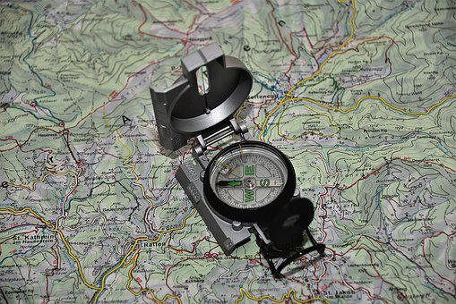 Compass, Lens For The Programmatic Compass, Map