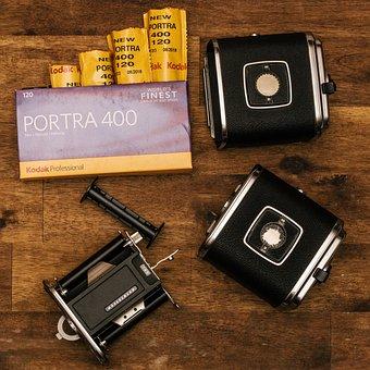Hasselblad, Retro, Business, Nostalgia, Equipment, Lens