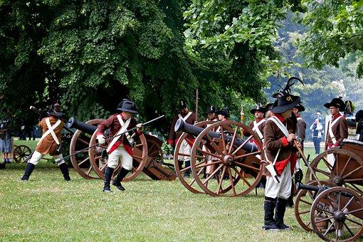 Napoleon, War, The Austrian Army, History, Cannon