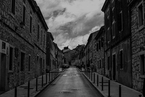 Road, Architecture, Old, Travel