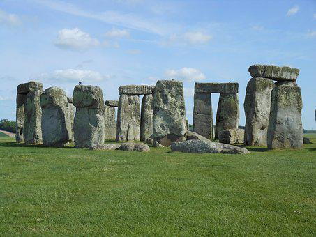 Megalith, Ancient, Monument, Stone, Grass, Historic