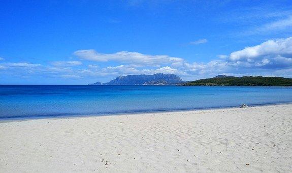 Summer, Travel, Olbia, Pittulongu, Sardinia