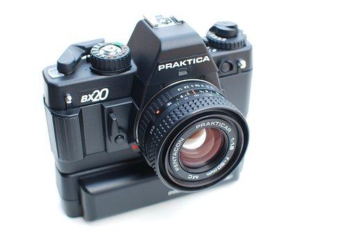 Camera, Lens, Shutter, Aperture, Equipment, Technology