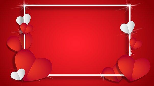 Background, Valentine's Day, Love, Valentine, Heart