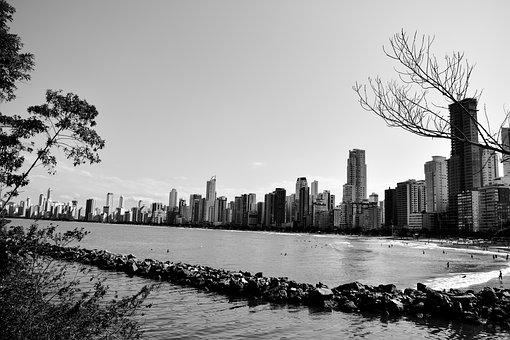 Variants, No Person, Body Of Water, City, Architecture
