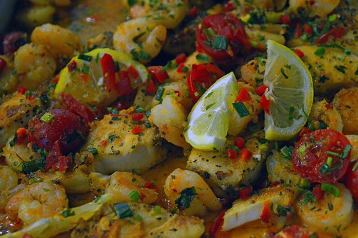 Food, Meal, Gourmet, Dinner, Vegetables, Succulent