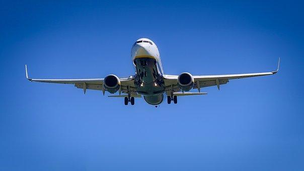 Aircraft, Approach, Landing, Flight, Air, Jet, Airport