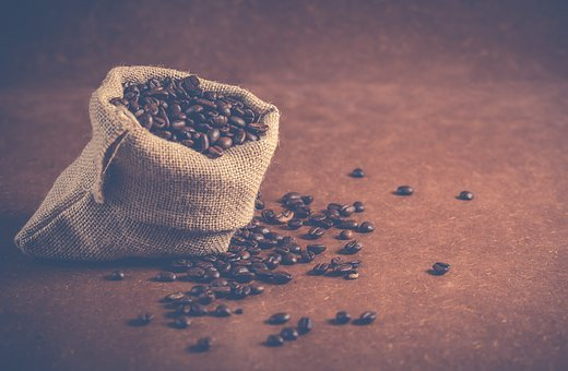 Coffee, Beans, Coffee Beans, Cup Of Coffee, Drinking
