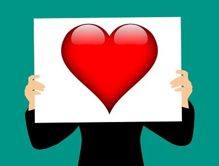 Love, Heart, Romance, Sign, Healthcare, Paper, Board