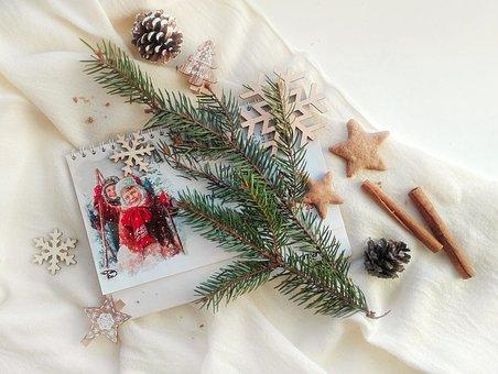 Christmas, Winter, Celebration, Ornament, Give