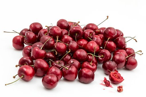 Cherry, Fruit, Berry, Juicy, Sweet, Ripe, Healthy
