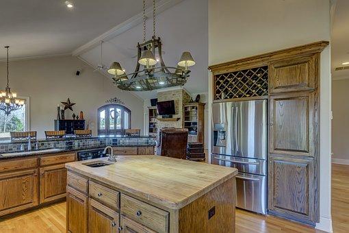 Furniture, House, Room, Cabinet, Inside, Indoors