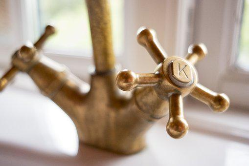 Valve, Ornament, Bathroom, Within, Luxury, Old, Faucet