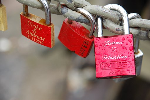 Padlock, Security, Secure, Close, Steel, Protection