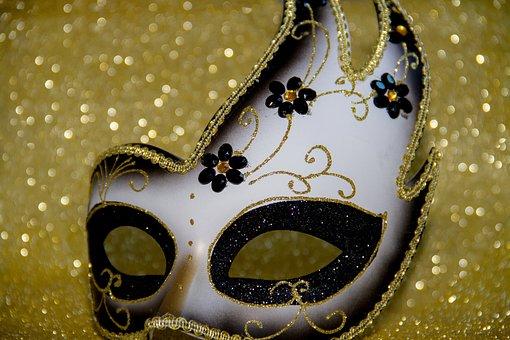 Mask, Celebration, Venetian, Masquerade, Ornament