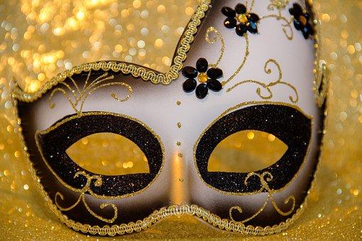 Carnival, Masquerade, Mask, Venetian, Secret, Venice