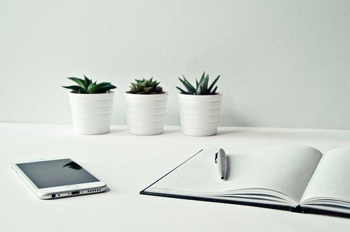 White Background, Modern, Internet, White, Background