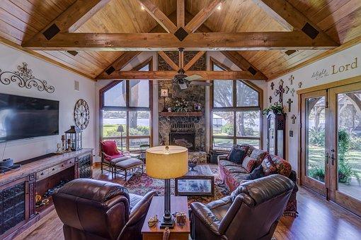 Indoors, Window, Table, Luxury, Sofa, House, Room
