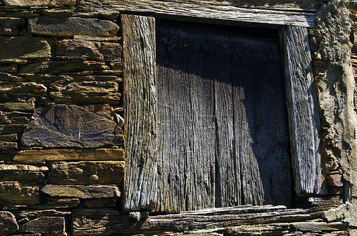 Wood, Old, Wall, Abandoned, Unclean, Architecture