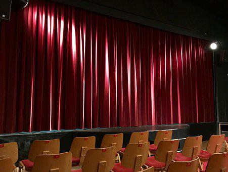 Auditorium, Stage, Dramaturgy, Opera, Curtain