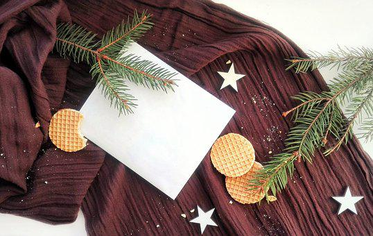 Christmas, Ornament, Winter, Background, Tree