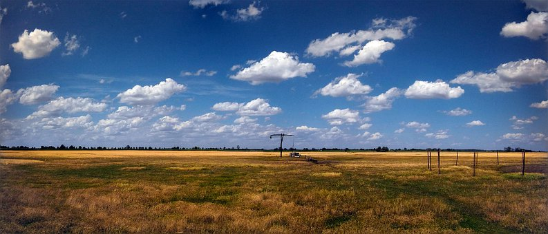 Nature, Heaven, Landscape, Panorama-like, Cloud, Sky