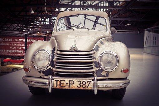 Auto, Vehicle, Drive, Classic, Pkw, Dkw Universal F89