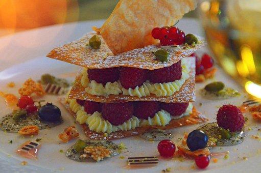 Food, Dessert, Disk, Fruit, Cake, Snack, Succulent