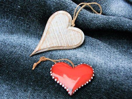 Para, Gray, Weave, Texture, Heart, No One, Love, Shape
