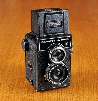 Camera, Old Camera, Lomo, Ljubitiel, Liubitiel 166b