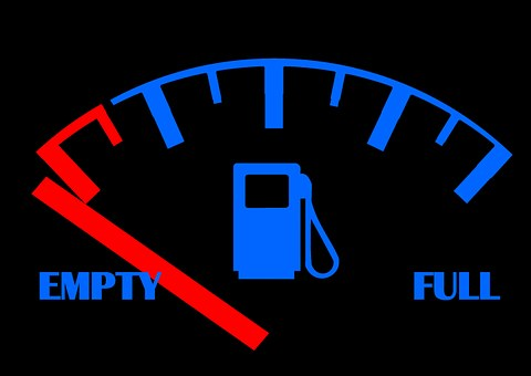 Ad, Petrol, Tank, Fuel Gauge, Full, Empty, Fuel, Gas