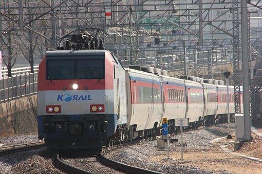 Train, Railway, Transport, Rotation, Transportation