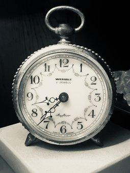 Time, Clock, Watch, Timer, Minute, Vintage, Antique