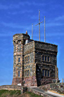 Architecture, Sky, Travel, Tower, Old, Signal Hill