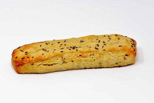 Soul, Bread, Swabian Soul, Baguette Like, Caraway
