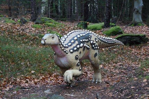 Nature, Wood, Animal World, Animal, Dinosaur, Extinct