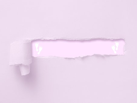 Background, Announcement, Coming Soon, Baby, Girl, Pink