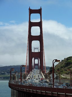Golden Gate, Usa, San Francisco, United States