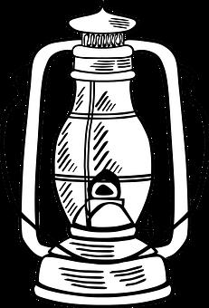 Lantern, Oil Lamp, Kerosene Lantern, Kerosene Lamp