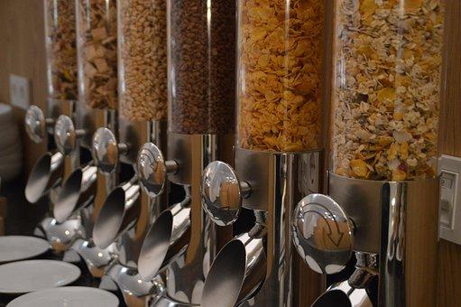 Muesli, Food, Breakfast, Eat, Raisins, Oatmeal, Healthy