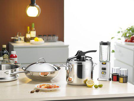 Cooking Utensils, Cooking, Kitchenware, Stainless Steel
