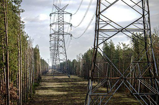 Electricity, The Industry, The Power Of, Voltage, Wire