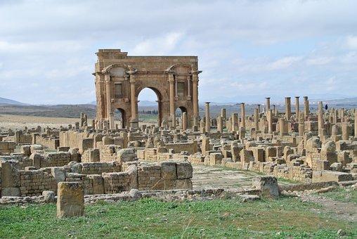 Timgad, Batna, Algeria