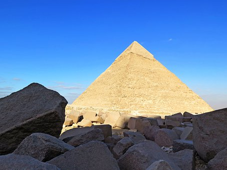 Pyramid, Desert, Archaeology, Travel, Grave, Pharaonic