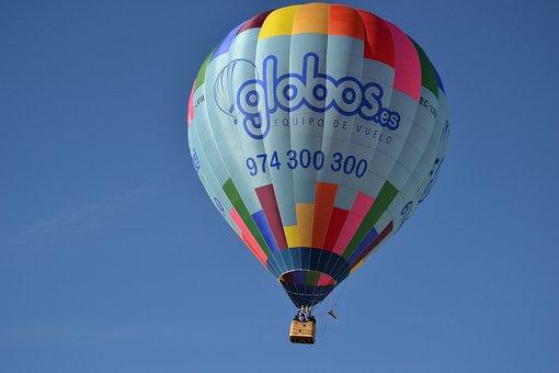 Hot Air Balloon, Earth's Atmosphere, Sky, Fly