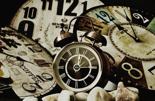 Time, Old, Wristwatch, Antique, Retro, Vintage