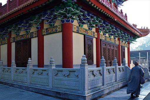 Pavilion, Temple, Palace, Architecture, Travel