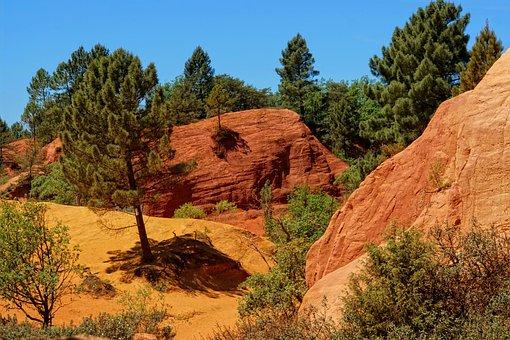 Nature, Landscape, Travel, Rock, Sky, Mountain, Desert