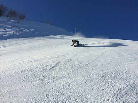 Snowboard, Professional, Carving, Faschina, Austria